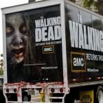 Walking Dead guerilla marketing