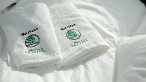 Skoda-Hostel-Towels